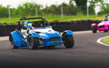 Cullen Does The Double as Bill Griffin Motors Strykers Championship Kicks Off