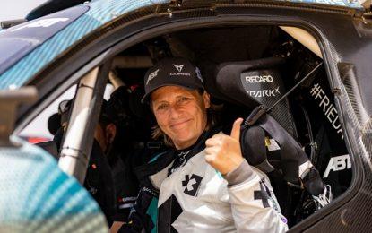 Jutta Kleinschmidt to race for ABT CUPRA XE