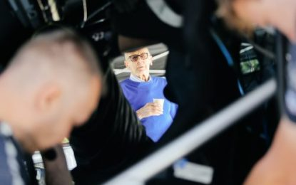 Rally champion returns to confront punishing Safari – aged 91