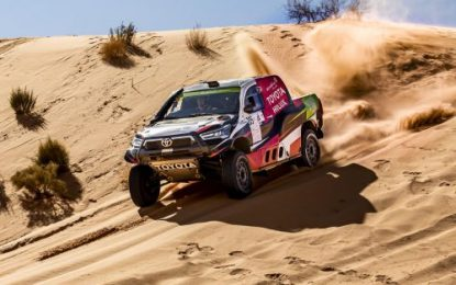 FIA WORLD CUP BATTLE SET TO RESUME AT RALLY KAZAKHSTAN