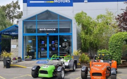 Irish Strykers Team up with Bill Griffin Motors