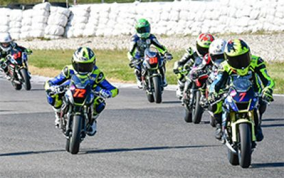 Irish Motorcycle Racing secures a place in the new FIM MiniGP World Series