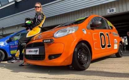 Nicole Drought to test TCR Touring Car at Oulton Park