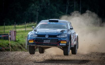 ERC Liepaja: Great Gryazin scores high-speed hat-trick in Latvia; Breen back on the podium with strong displa