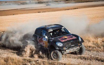 Baja Aragon: Runner-up spot for MINI ALL4 Racing's Ekström