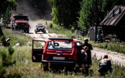 South Racing withdraws its 5 Can-Am Maverick XRSs from 2021 Silk Way Rally