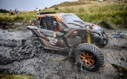 T4 Win for South Racing Can-Am in Baja Spain Aragón – Rd5 FIA World Cup for Cross-Country Bajas