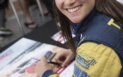 Australian star Molly Taylor to drive a South Racing Can-Am Maverick X3 for the first time in Spanish Baja