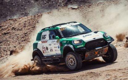 Exciting X-raid pairings for 2021 Baja Aragon (Spain)