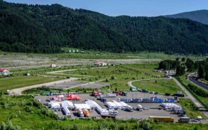 SILK WAY RALLY 2021 ROUTE MODIFIED – Due to COVID-19