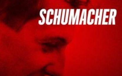 Netflix releases the official trailer & key art for SCHUMACHER