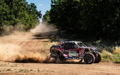 Alexandre & Pedro Ré win T4 class for South Racing Can-Am Team