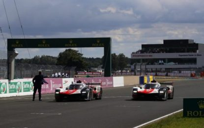Toyota Gazoo Racing records dramatic fourth consecutive Le Mans 24 Hours victory