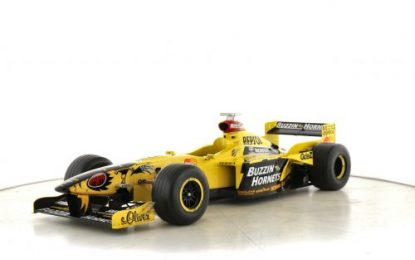 Officina Caira exhibits its most beautiful single-seaters in Fan Zone of F1 GP at Spa-Francorchamps