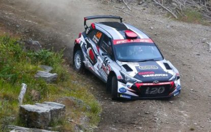 BRC gears up for some of Scotland's finest gravel at the Grampian