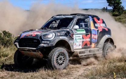 Hungarian Baja: MINI JCW Rally's Krzysztof Holowczyc secures victory