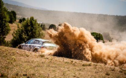 ŠKODA Motorsport tests next generation Rally2 model based on the all-new Fabia