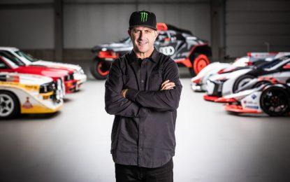 Audi Sport electrifies with U.S. star Ken Block