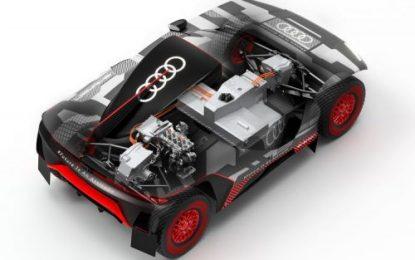 Dakar Rally 2022: A race against time for Audi Sport