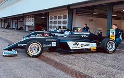 Alex Dunne joins US Racing in Germany's ADAC Formula 4 Championship