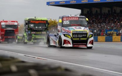 Buggyra's Calvet becomes French Champion – Lacko stays in the ETRC title race!