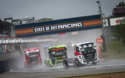 Another successful & points-rich race weekend for T Sport Bernau's Antonio Albacete at Zolder!