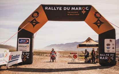Rallye du Maroc – Back up and running for 2021