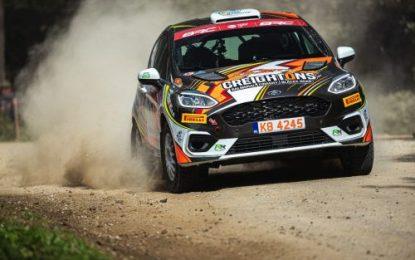 Creighton claims Trackrod Rally Yorkshire victory
