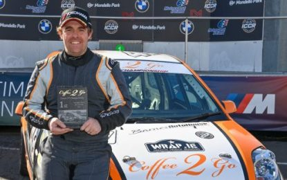 McDonnell scoops Coffee 2 Go Ford Fiesta ST Title