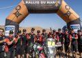 Pablo Quintanilla wins the Morocco Rally 2021 for Monster Energy Honda Team