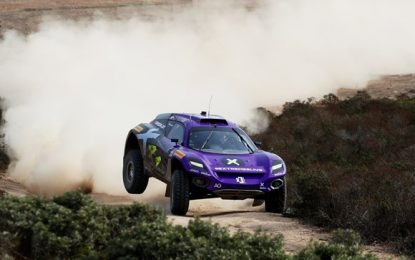 X44 claims top qualifier spot for Enel X Island X Prix