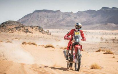 SS4 Rallye du Moroc