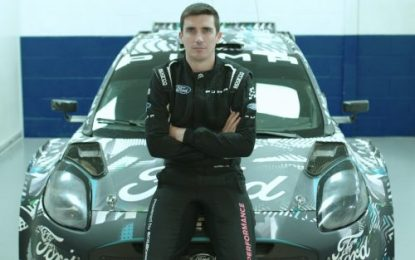 Craig Breen & Paul Nagle to head-up the M-Sport Ford World Rally team