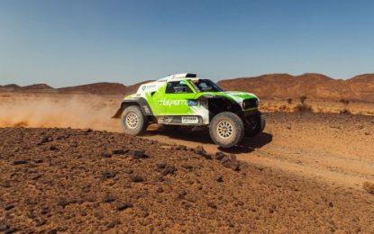 Rallye du Maroc: Two X-raid MINI in the top 10
